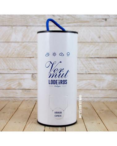 Vermut Blanco LODEIROS 3 litros