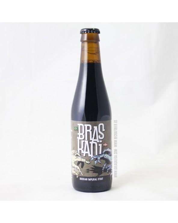 Cerveza Artesana LAUGAR Braskadi 33 cl.