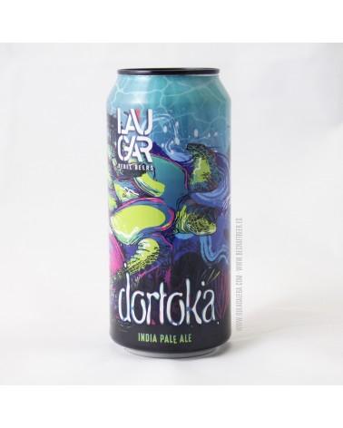 Cerveza Artesana LAUGAR Dortoka 44 cl.