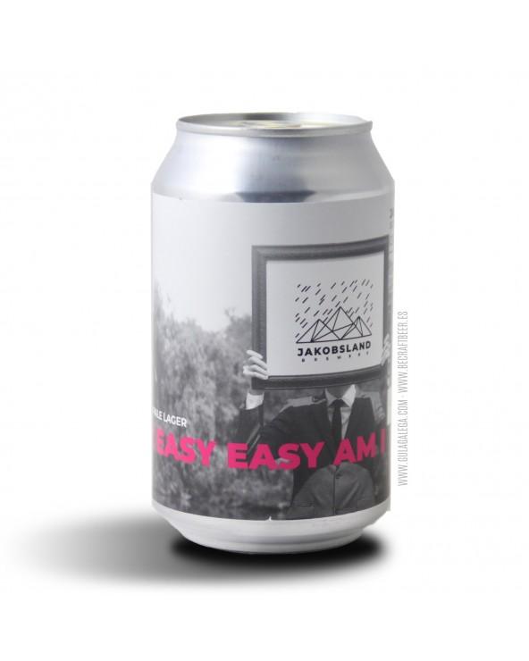 Cerveza Artesana JAKOBSLAND I Am Easy 33 cl.