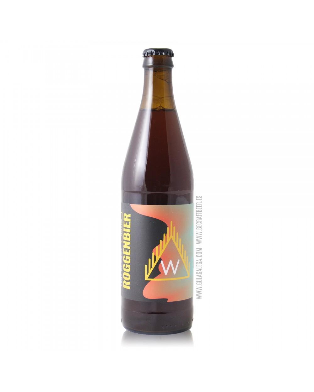 Cerveza Artesana STU MOSTÓW WRCLW Roggenbier 50 cl.