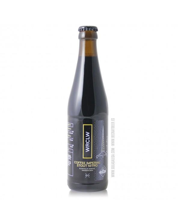 Cerveza Artesana STU MOSTÓW Coffee Imperial Stout Nitro 33 cl.