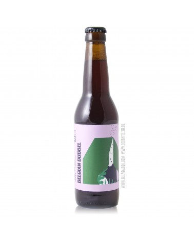 Cerveza Artesana STU MOSTÓW ART+32 Belgian Dubbel 33 cl.