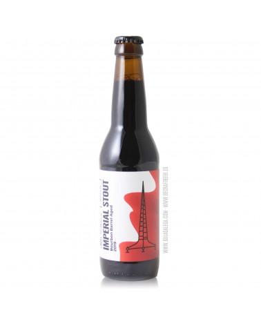 Cerveza Artesana STU MOSTÓW Imperial Stout Nitro B.B.A. 2019
