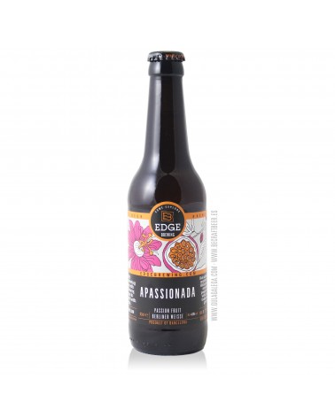 Cerveza Artesana EDGE BREWING Apassionada 33 cl.