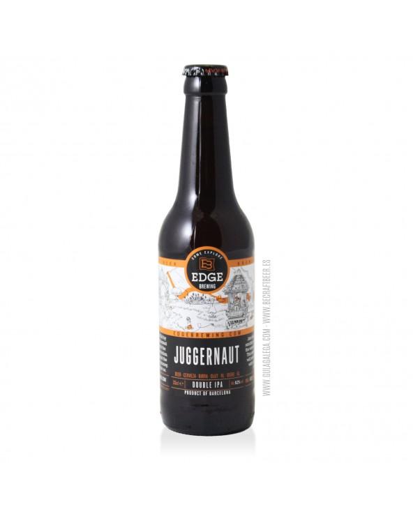 Cerveza Artesana EDGE BREWING Juggernaut 33 cl.