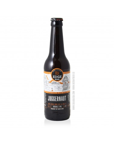 Cerveza Artesana EDGE BREWING Juggernaut 33 cl.