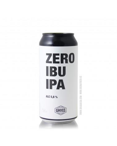 Cerveza Artesana GROSS Zero IBU 44 cl.
