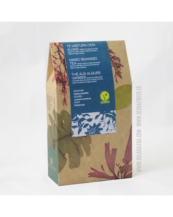 Té Mistura con Algas PORTO-MUIÑOS 100 gr.