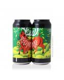 Cerveza Artesana LA PIRATA Red Moose 44 cl.