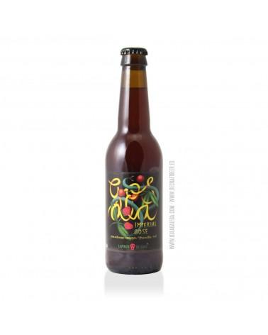 Cerveza Artesana LA PIRATA Gósala 33 cl.