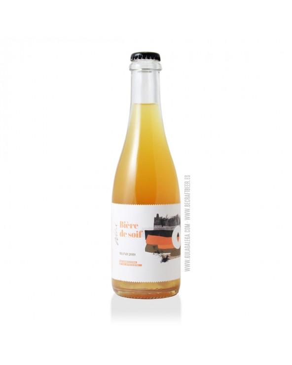 Cerveza Artesana STU MOSTÓW WILD Nº6 Apricots Blend 2019 37,5 cl.