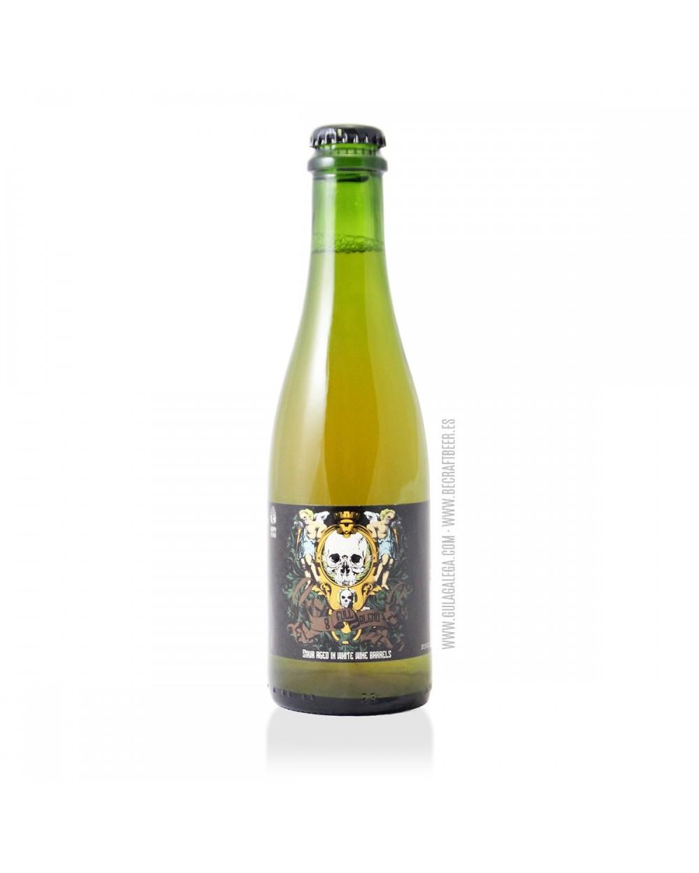 Cerveza Artesana LA CALAVERA 8 Full Blend 37,5 cl.