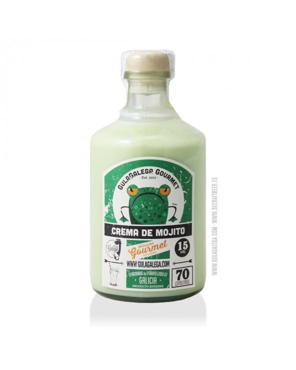 Crema de Mojito GulaGalega Gourmet 70 cl.