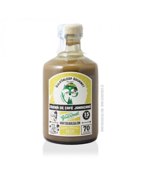 Crema de Café Jamaicano GulaGalega Gourmet 70 cl.
