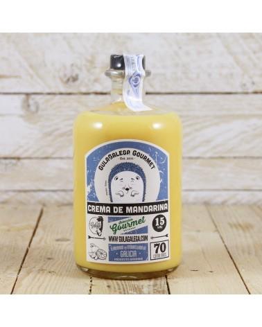Crema de Mandarina GulaGalega Gourmet 70 cl.