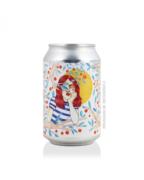 Cerveza Artesana ALTHAIA Heliodora 33 cl.