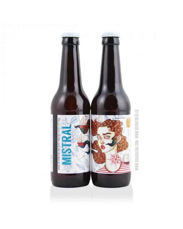 Cerveza Artesana ALTHAIA Mistral 33 cl.