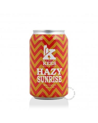 Cerveza Artesana KEES Hazy Sunrise 33 cl.