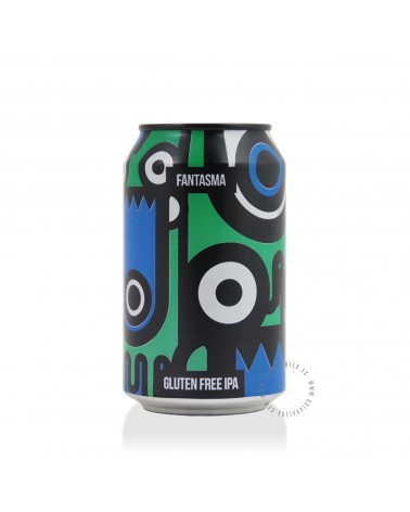 Cerveza Artesana MAGIC ROCK Fantasma 33 cl.