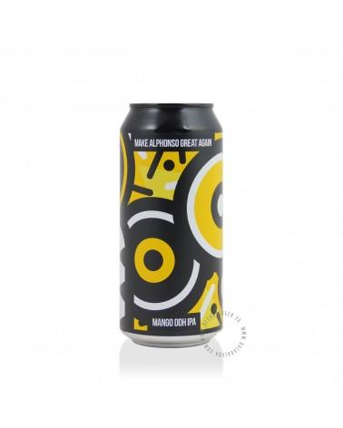 Cerveza Artesana MAGIC ROCK Make Alphonso Great Again 44 cl.