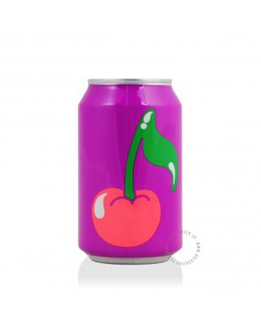 Comprar Cerveza Artesana OMNIPOLLO Cherry Pulp Sour 33 cl.
