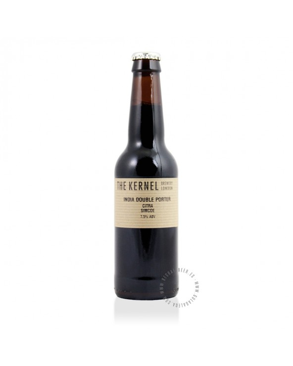 Cerveza Artesana THE KERNEL Double India Porter Citra Simcoe 33 cl.