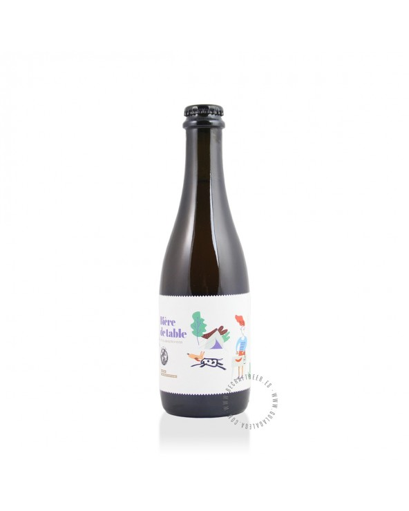 Cerveza Artesana STU MOSTÓW WILD 8 Bière de Table 37,5 cl.