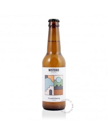Cerveza Artesana MISTERIO Crystal Gazing 33 cl.