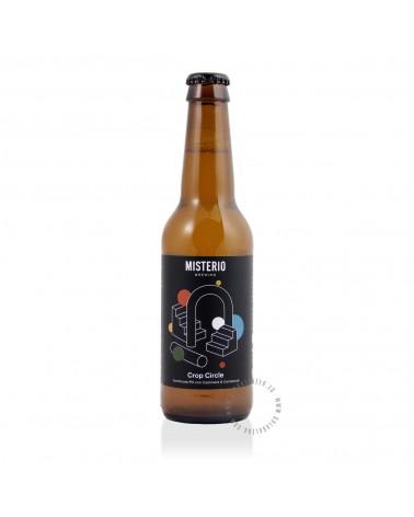 Cerveza Artesana MISTERIO Crop Circle 33 cl.