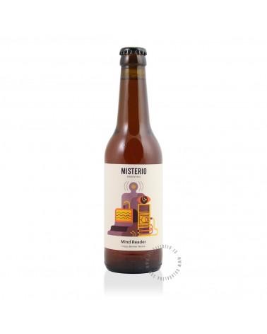 Cerveza Artesana MISTERIO Mind Reader 33 cl.