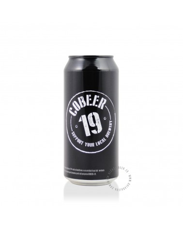 Cerveza Artesana LAUGAR Cobeer-19 44 cl.
