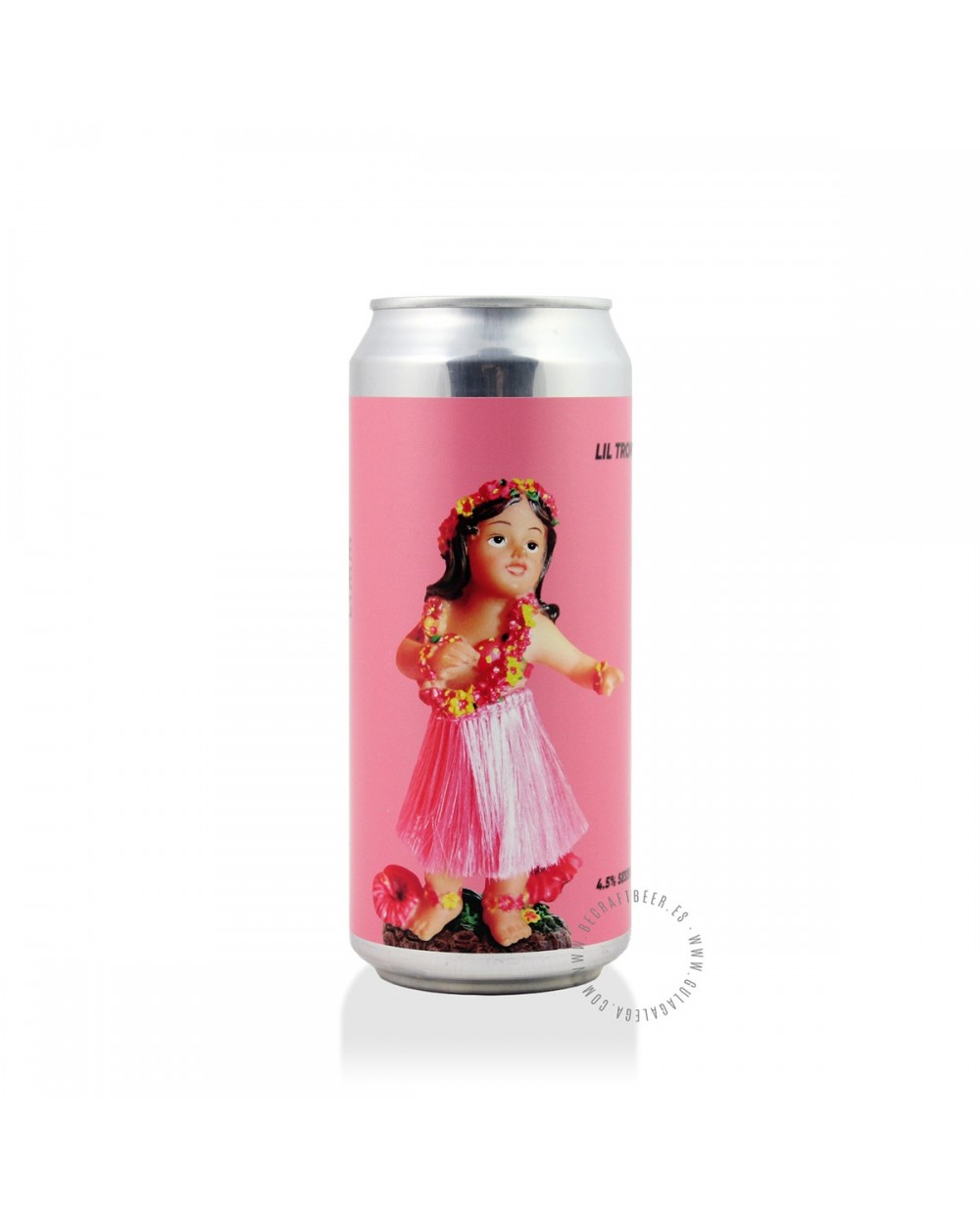 Cerveza Artesana REBEL'S Lil Tropical 40 cl.