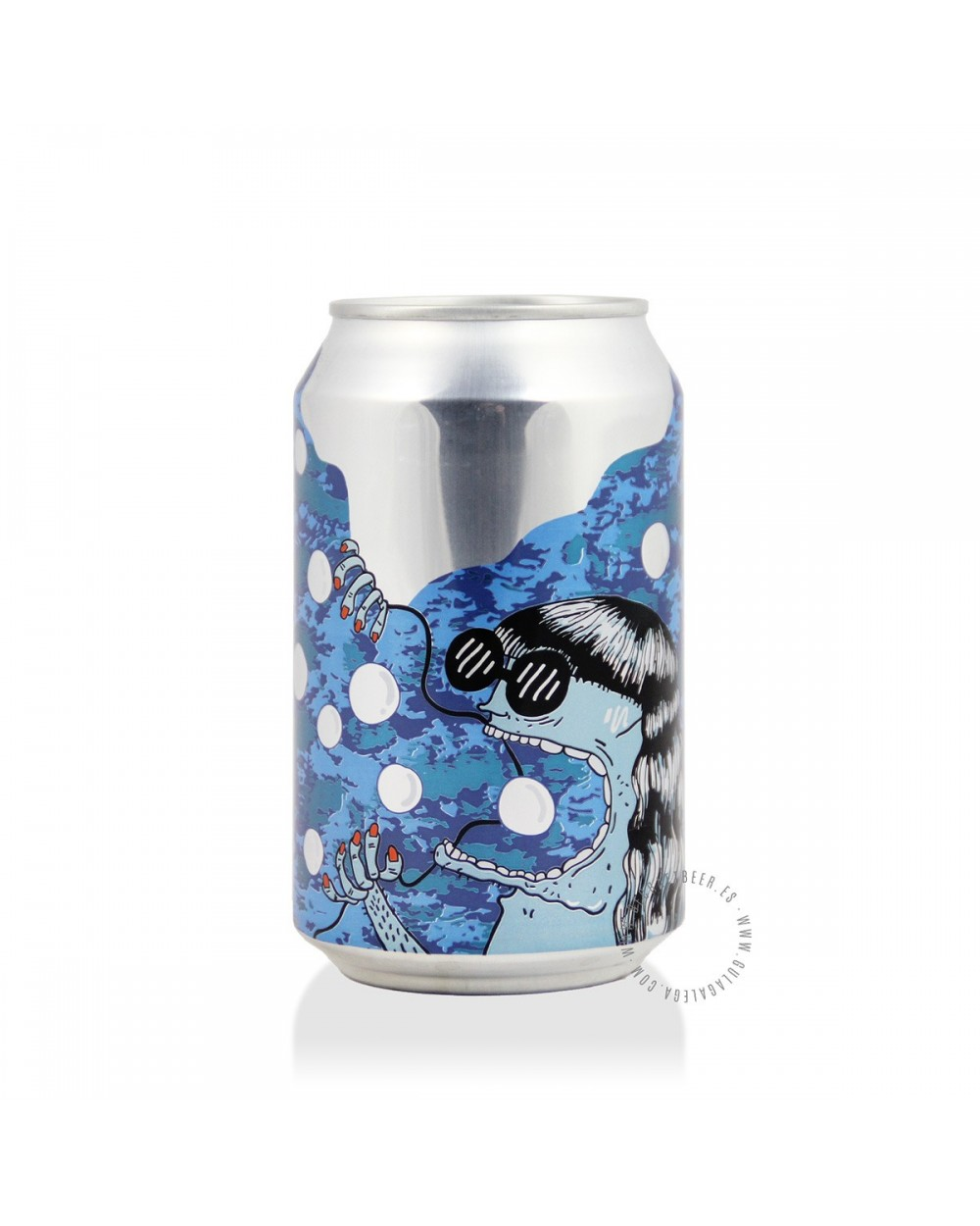Cerveza Artesana LERVIG Perler For Svin 33 cl.