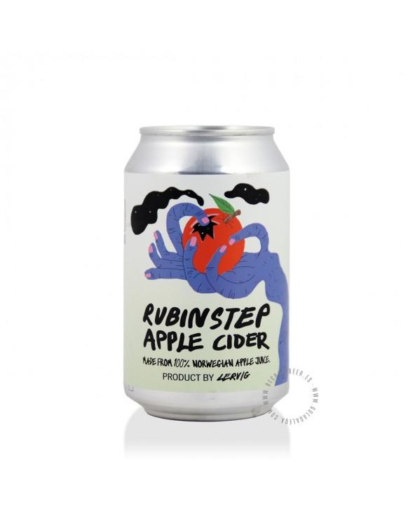 Cerveza Artesana LERVIG Rubinstep Apple Cider 33 cl.