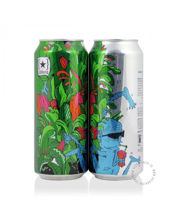 Cerveza Artesana LERVIG Tasty Juice 50 cl.