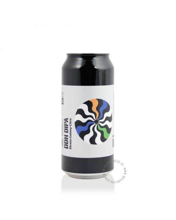 Cerveza Artesana STU MOSTÓW Art+38 DDH DIPA 44 cl.