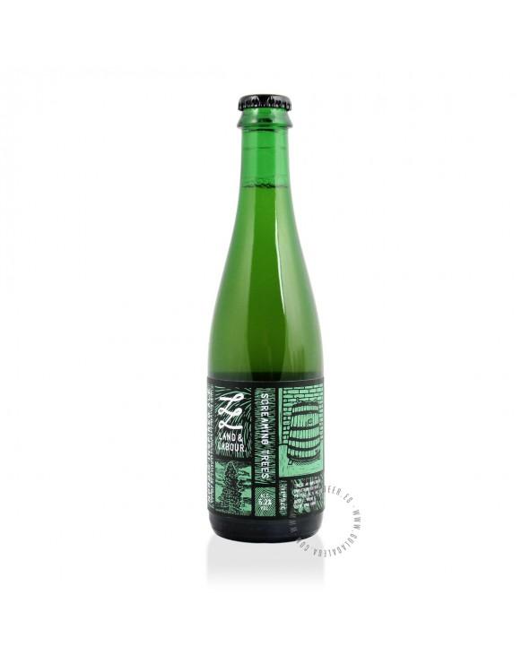 Cerveza Artesana LAND & LABOUR Screaming Trees 37,5 cl.