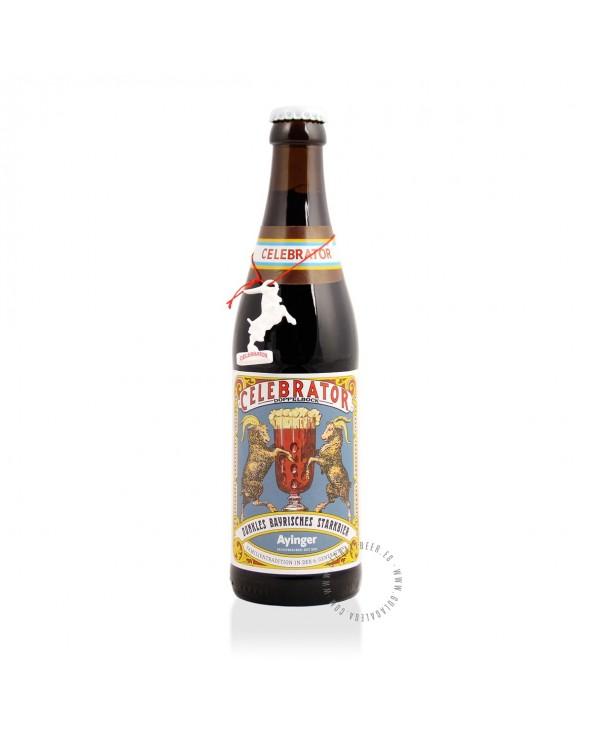 Cerveza Artesana AYINGER Celebrator 33 cl.