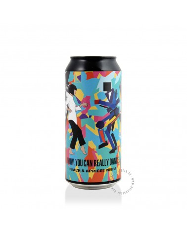Cerveza Artesana EDGE Wow, You Can Really Dance 44 cl.