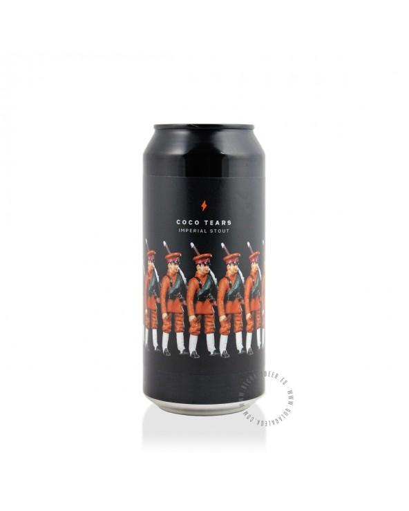 Cerveza Artesana GARAGE Coco Tears 44 cl.