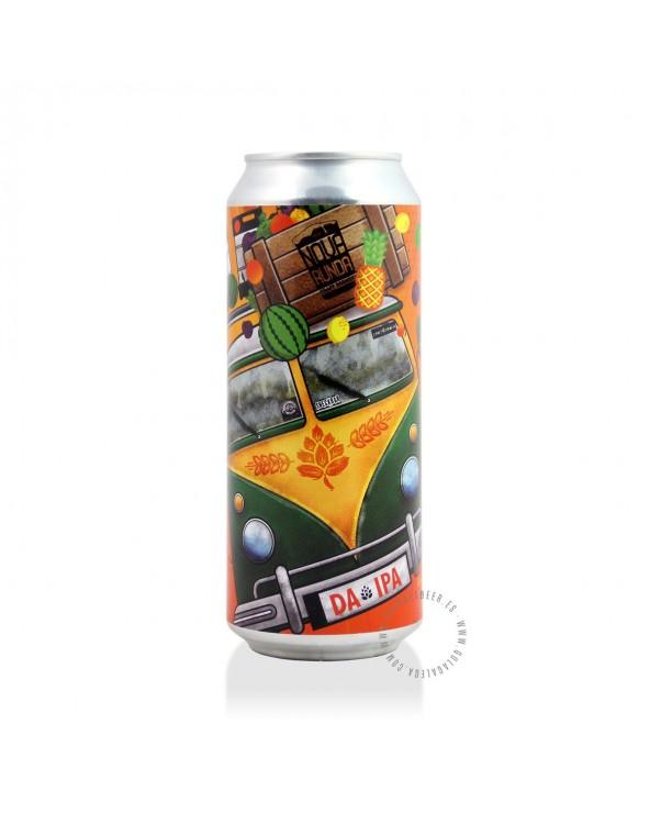 Cerveza Artesana NOVA RUNDA DA IPA 50 cl.