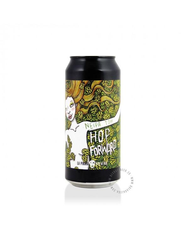 Cerveza Artesana LA PIRATA Hop Forward 44 cl.