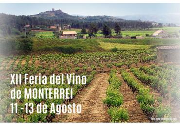 XII Feria del Vino de Monterrei (11 - 13 de agosto)